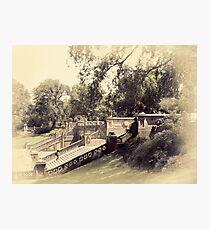 Bethesda Terrace Photographic Print