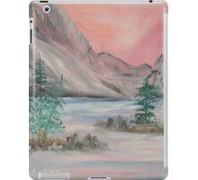 Lake Sunset iPad Case/Skin