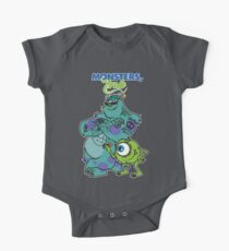 Monsters Ink One Piece - Short Sleeve