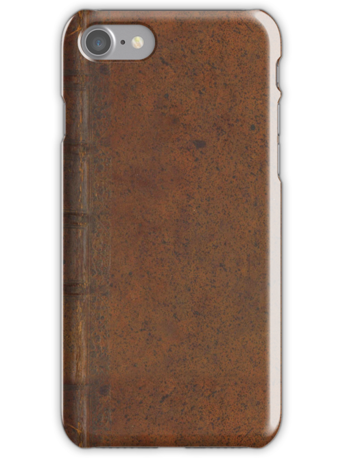 Leather Book by ixrid