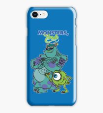 Monsters Ink iPhone Case/Skin