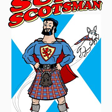 Super Scotsman by clockworkmonkey