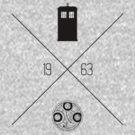 Doctor Who - 1963 by Frazer Varney