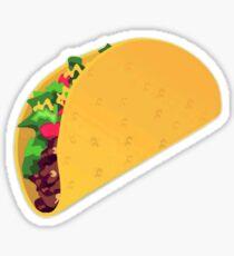 Pegatina Taco Emoji