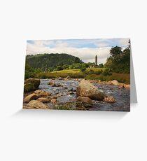 Glendalough Greeting Card