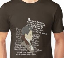 Granny Rags quotes - Dishonored Unisex T-Shirt
