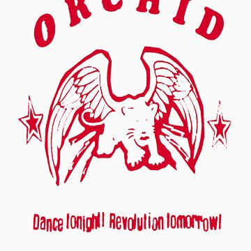Orchid - Dance Tonight, Revolution Tomorrow! Shirt by Linto1234