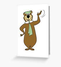 Yogi! Greeting Card