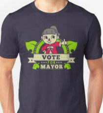 Vote for Her Slim Fit T-Shirt
