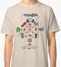 The Maccabees - Elephant and Castle Classic T-Shirt