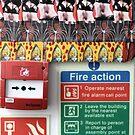 fire dance by H J Field