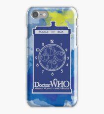 Wibbly Wobly Timey Wimey iPhone Case/Skin