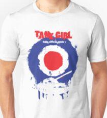 "Tank Girl ""Target"" Unisex T-Shirt"