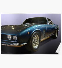 Iso Grifo Poster