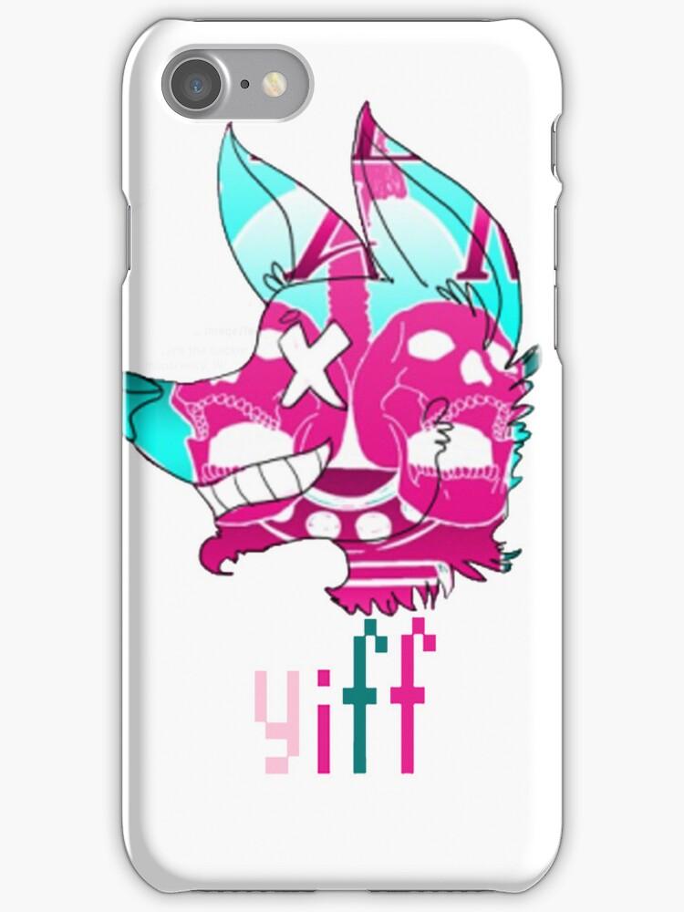 YIFF- pop art iphone case by milkjug