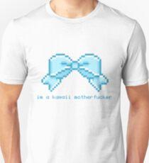 Kawaii motherfucker t-shirt LIGHT BLUE Unisex T-Shirt