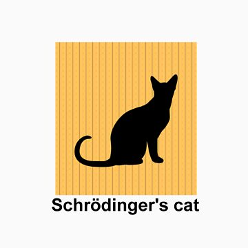 Schrödinger's cat by therationalcat