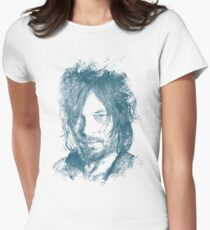 DARYL DIXON Women's Fitted T-Shirt