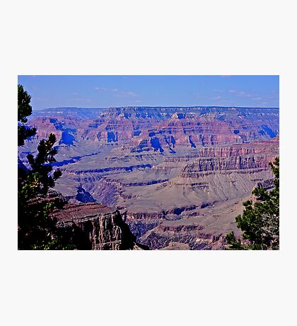 Grand Canyon.....Shadows of time Photographic Print