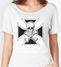 Iron Cross Women's Relaxed Fit T-Shirt