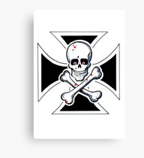 Iron Cross Canvas Print