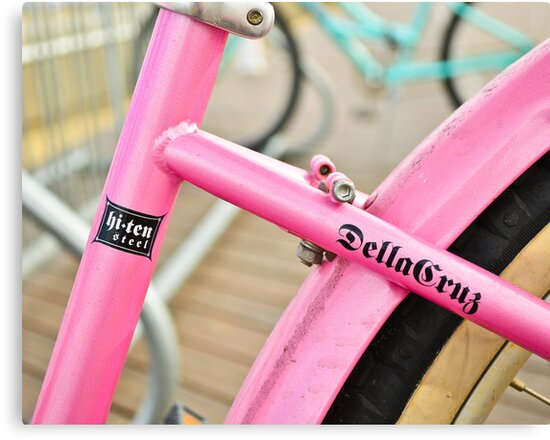 Pink Cruiser by Legend  Photography