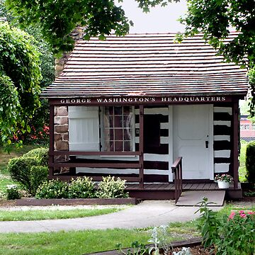 George Washington Slept Here... by ProfAudio