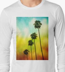 4 Palms Long Sleeve T-Shirt