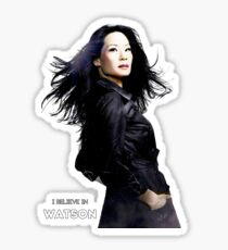 I Believe in Watson Sticker