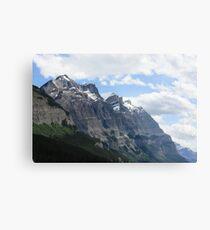 Rocky Mountain View Metal Print