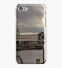 rainbow pass iPhone Case/Skin