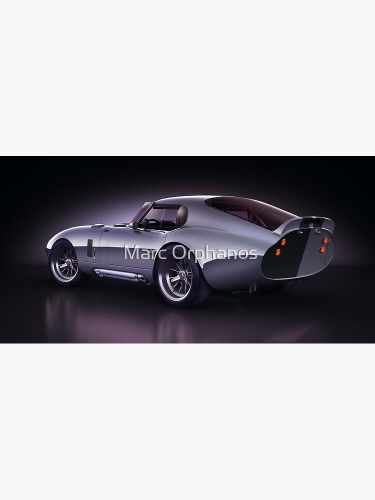 Shelby Daytona - Blue Streak by themeco