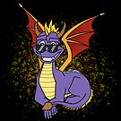 Spyro the Dragon by CriticalError