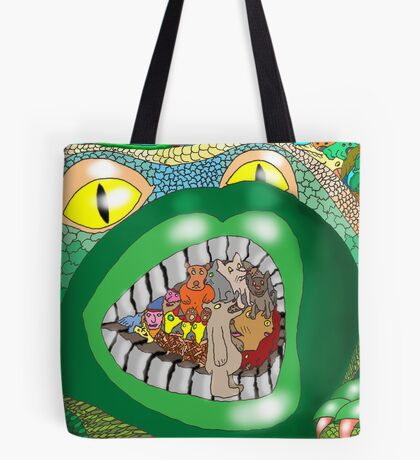 Introduced Species Tote Bag