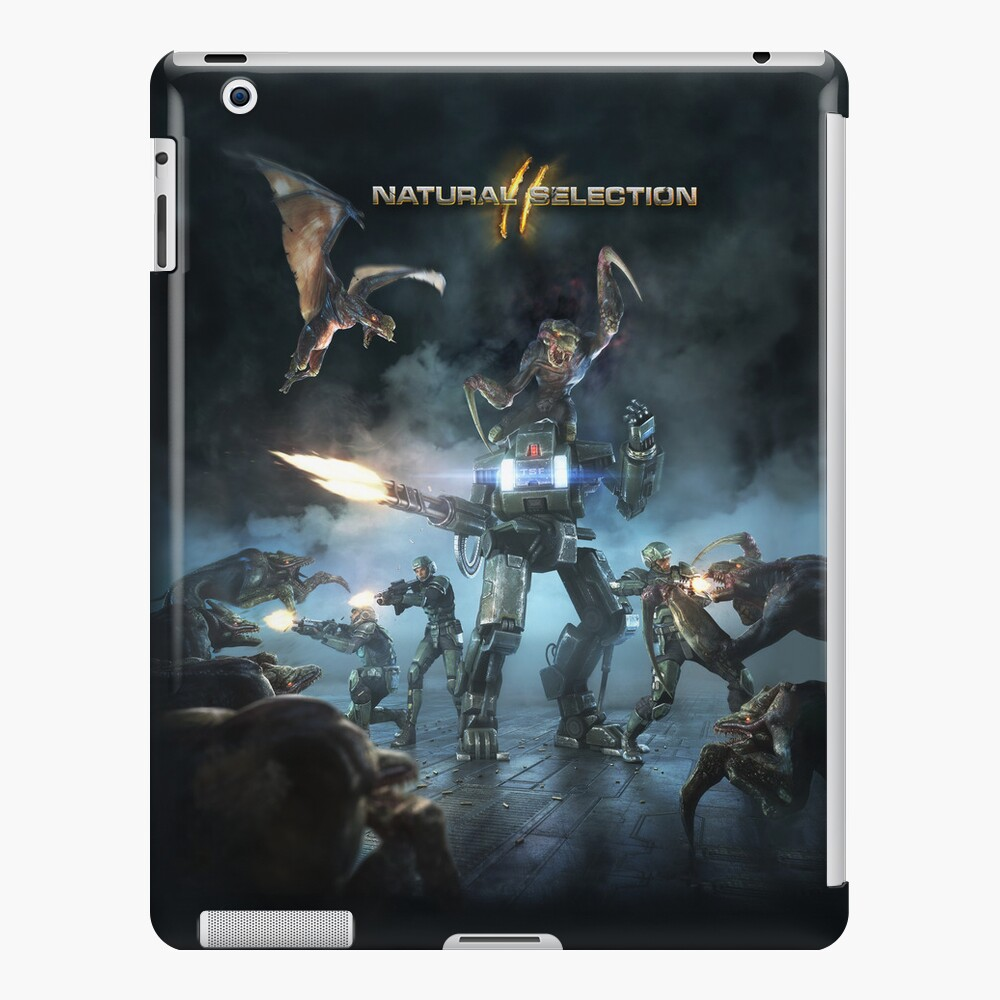 Survival of the fittest  iPad Case & Skin