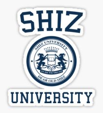 Shiz University - Wicked Sticker