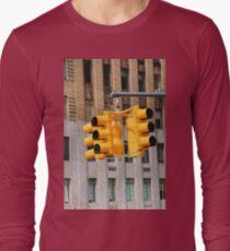 Traffic Lights Long Sleeve T-Shirt