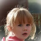 My Little Grandaughter Skye by Jim Wilson