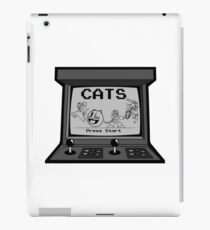 Cats Arcade iPad Case/Skin