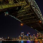 under the hanger by Paul Campbell  Photography