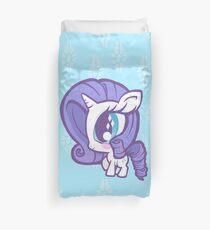 Weeny My Little Pony- Rarity Duvet Cover