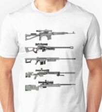 Sniper Rifles T-Shirt