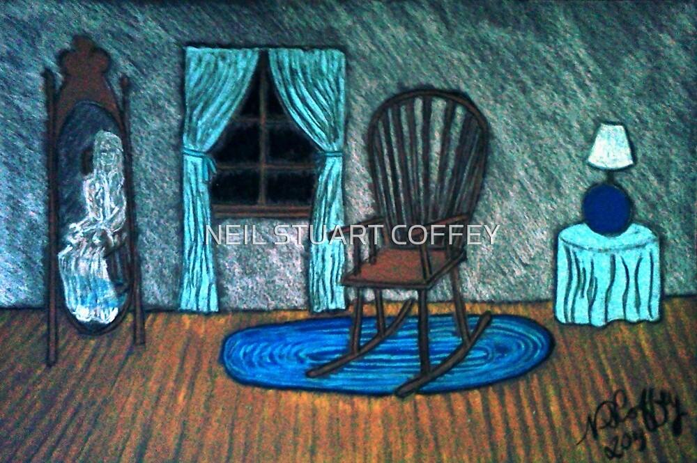 the apparition by NEIL STUART COFFEY