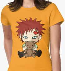 Chibi Love Boy Women's Fitted T-Shirt