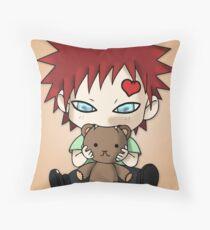 Chibi Love Boy Throw Pillow