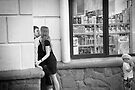 The Kiss - Ternopil, Ukraine by Yuri Lev