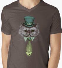 Not Your Average Cat Men's V-Neck T-Shirt