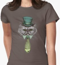 Not Your Average Cat Women's Fitted T-Shirt