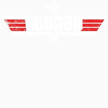 Custom Top Gun Style - VooDoo by CallsignShirts