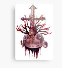 Save Will Graham. Metal Print